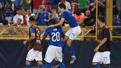 Italien schlägt Spanien bei der U21-EM