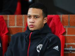 Ohne Chance bei ManUnited: Memphis Depay