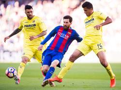 El Villarreal quiere sacar tajada de su visita al Camp Nou. (Foto: Getty)