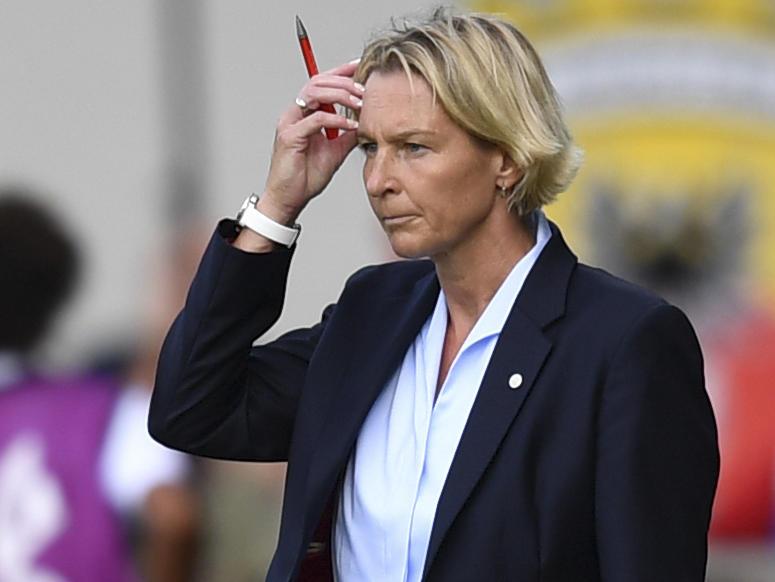 Die Pläne von Coach Voss-Tecklenburg griffen nicht