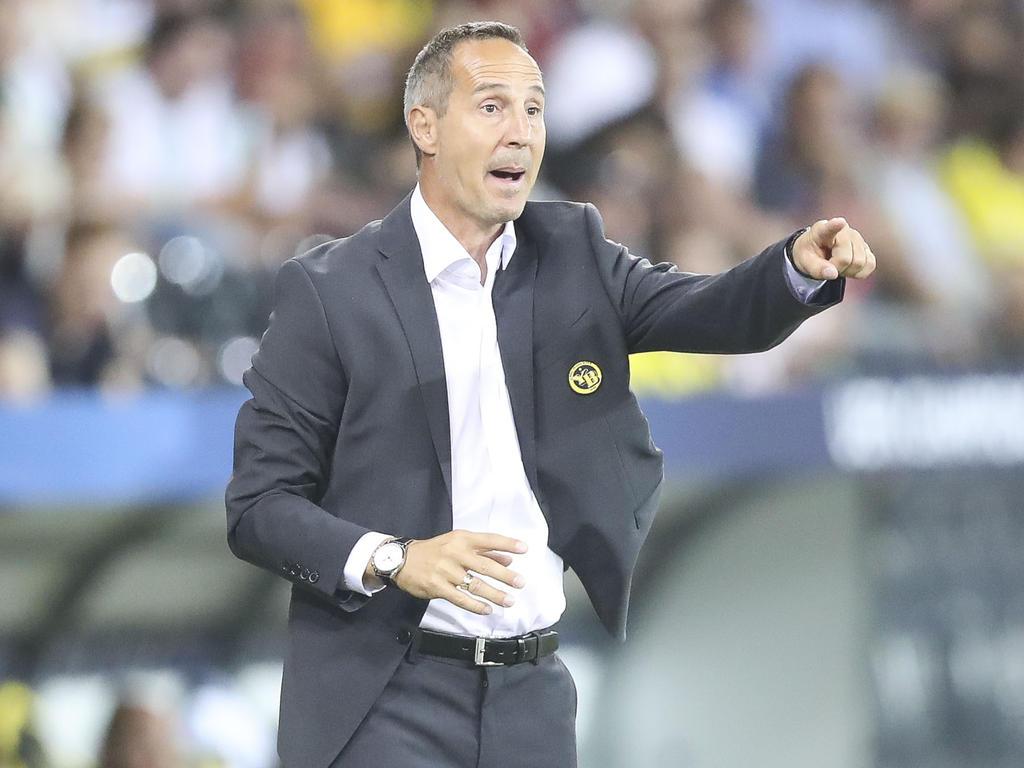 Adi Hütter gilt als Trainerkandidat in Bremen