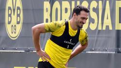 BVB-Rückkehrer Mats Hummels konnte über die Verwechslung im Netz lachen