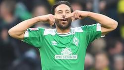 Claudio Pizarro ist der Publikumsliebling des SV Werder Bremen