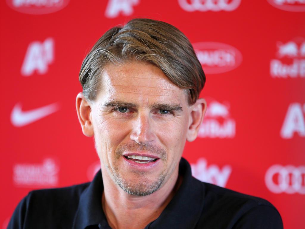 Salzburg-Sportchef Christoph Freund