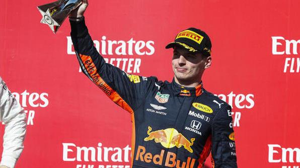 Max Verstappen würde gerne noch auf den dritten Platz fahren