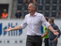 LASK-Coach Dominik Thalhammer