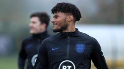 Englands Tyrone Mings hat während der Fußball-EM mit einem Psychologen zusammengearbeitet