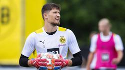 Gregor Kobel ist neuer Stammtorwart beim BVB