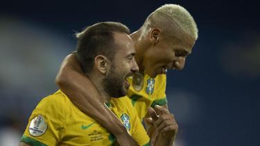 Brasilien und Argentinien waren jeweils in der WM-Quali siegreich