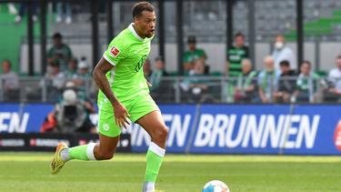 Matchwinner gegen den HSV: Lukas Nmecha