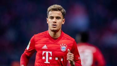 Wie geht es für Bayern Münchens Philippe Coutinho weiter?