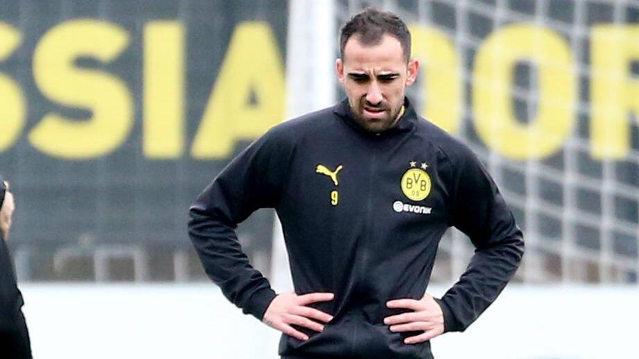Neuer Wirbel um Paco Alcácer und den BVB