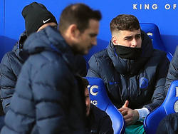 Lampard no confía en Kepa como meta titular.