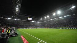 Die Ränge im Düsseldorfer Stadion werden am Freitag leer bleiben