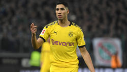 Achraf Hakimi kehrt vom BVB zu Real Madrid zurück - oder?