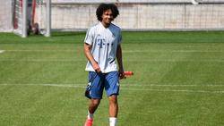 Joshua Zirkzee ist eines der Top-Talente beim FC Bayern