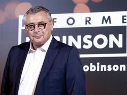 Robinson en una imagen reciente.