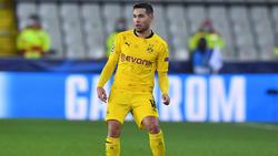 Leistungsträger beim BVB: Raphael Guerreiro