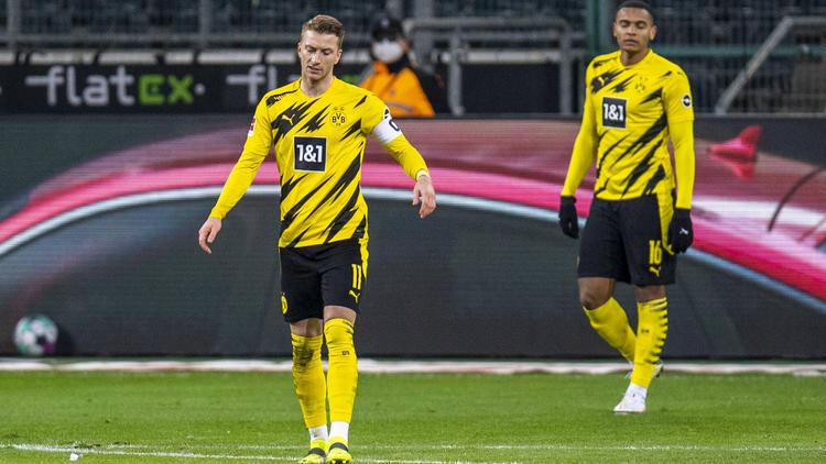 Marco Reus (l.) könnte seinen Stammplatz beim BVB verlieren