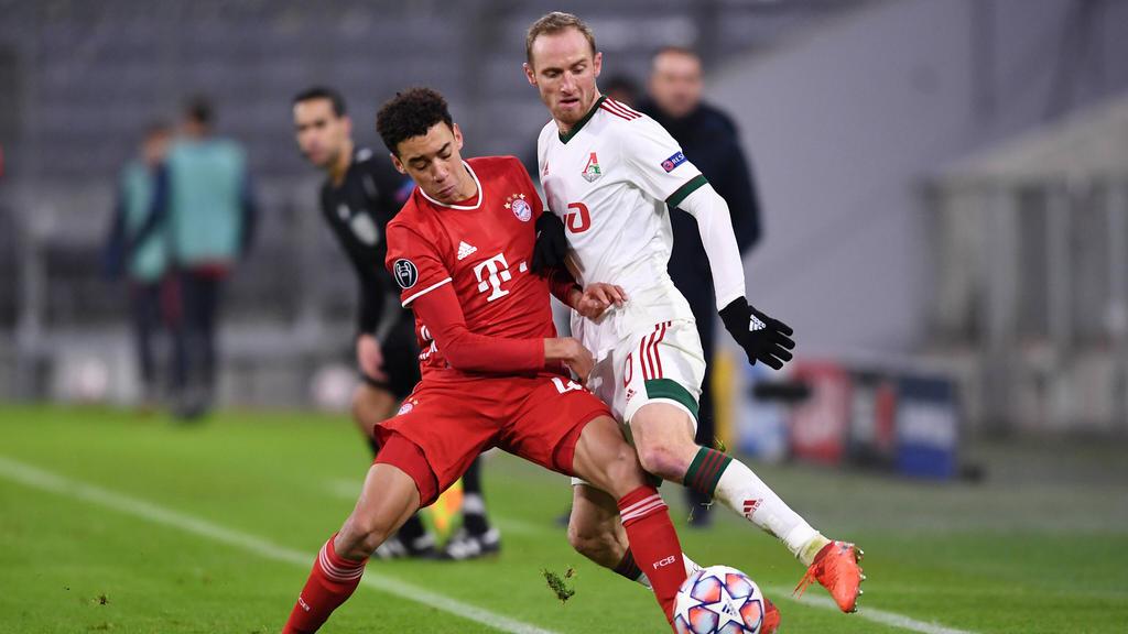 Vladislav Ignatjev (r.) lief in der Champions League zwei Mal gegen den FC Bayern auf