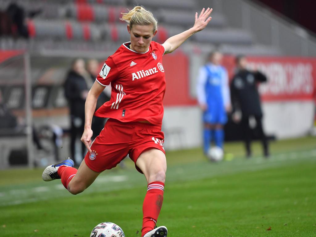 Carina Wenninger bleibt in München
