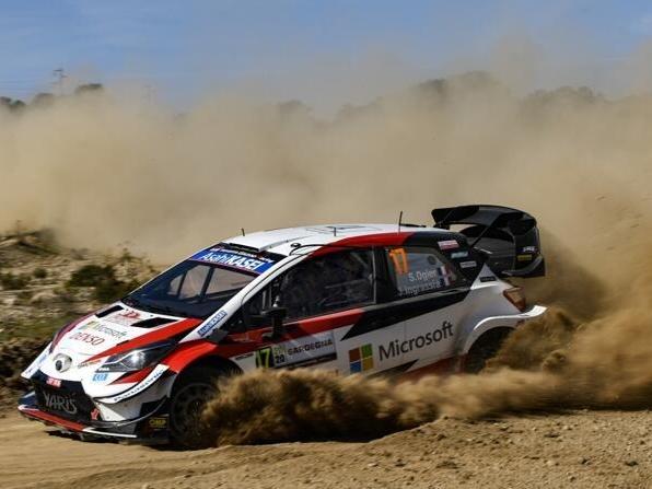 Schon 2025 könnte wieder ein neues WRC-Reglement kommen (Symbolbild)