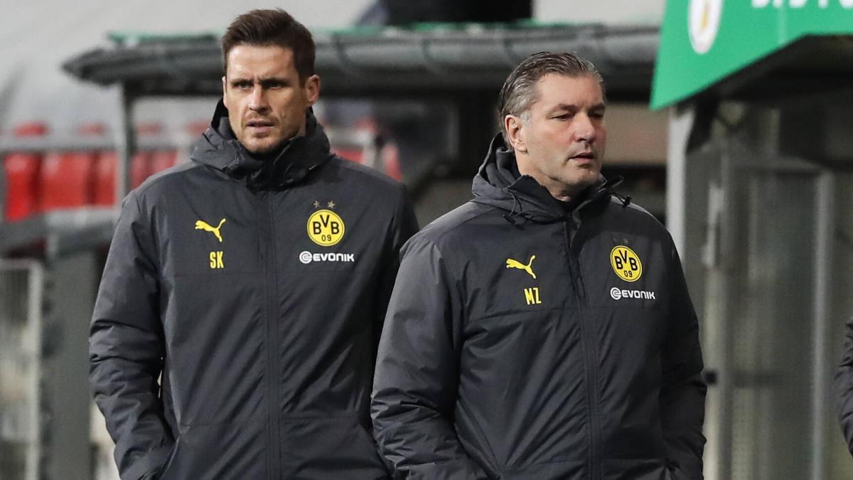 Kehl wird beim BVB wohl Nachfolger von Zorc