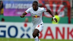 Ibrahima Konaté von RB Leipzig steht angeblich im Fokus von Real Madrid