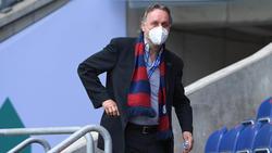 Peter Neururers Wuppertaler SV trifft auf den BVB