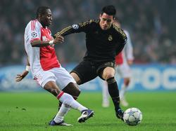 Ajax nutzt die Chancen nicht
