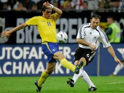 Auch im Freundschaftsspiel hat Schweden keine Chance