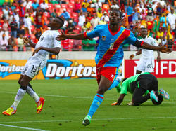 Afrika Cup 2013: Kongo holt Remis gegen Ghana