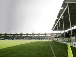Grünes Licht für das Reichshofstadion von Austria Lustenau
