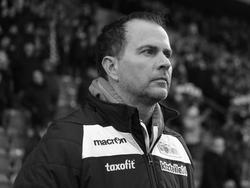Sascha Lewandowski verstarb am 8. Juni 2016