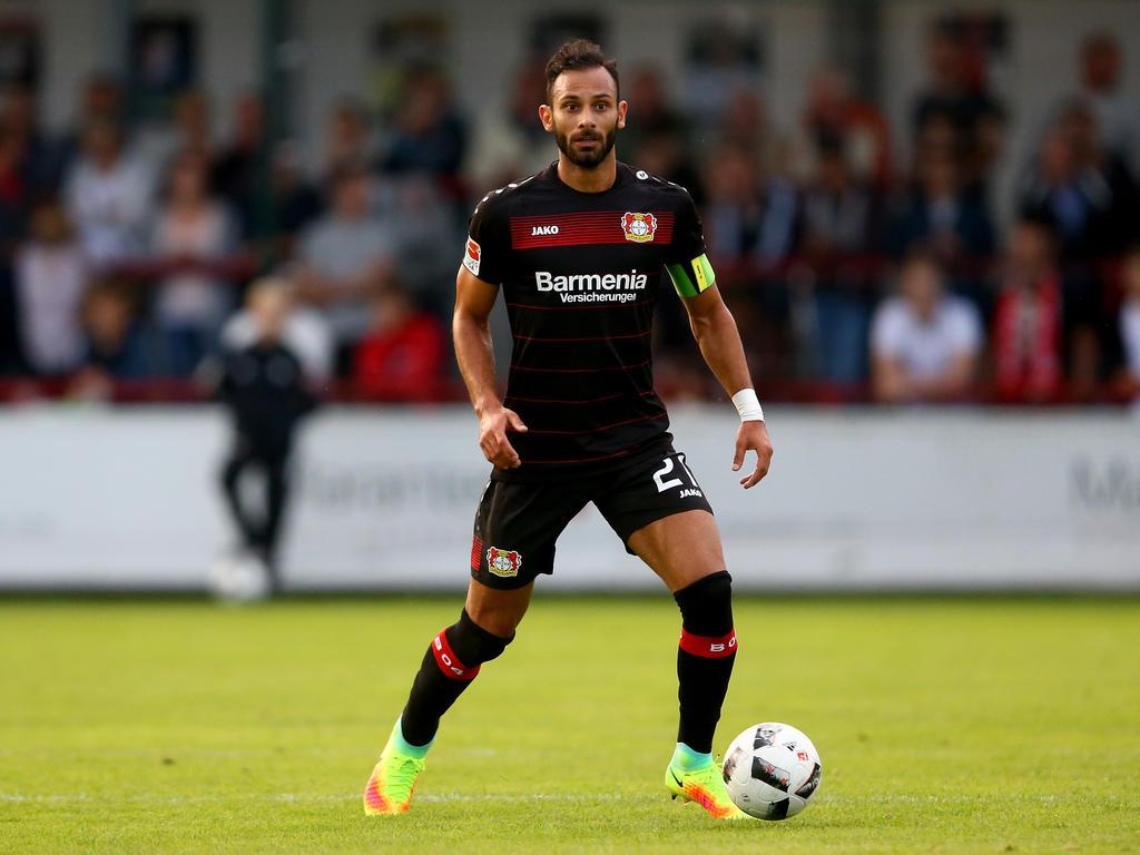 Ömer Toprak bleibt noch ein Jahr in Leverkusen