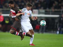 Vitaly Janelt muss nicht nach Leipzig zurück