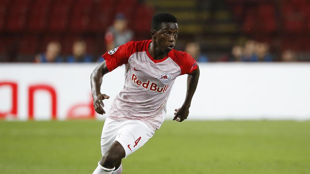 Amadou Haidara wird als Winter-Neuzugang bei RB Leipzig gehandelt