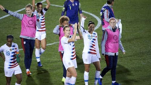 Die US-Frauen sind für die WM in Frankreich qualifiziert