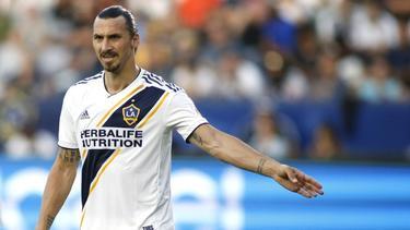 "Ibrahimovic ist ""MLS-Neuling des Jahres"""