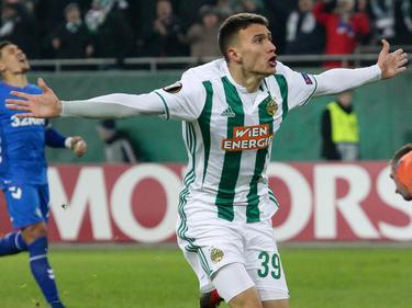 Joker Dejan Ljubicic sticht - Rapid ist im Sechzehntelfinale