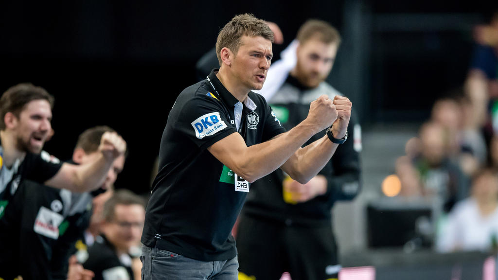 Christian Prokop ruft die Medaillenspiele bei der Handball-WM als Ziel aus