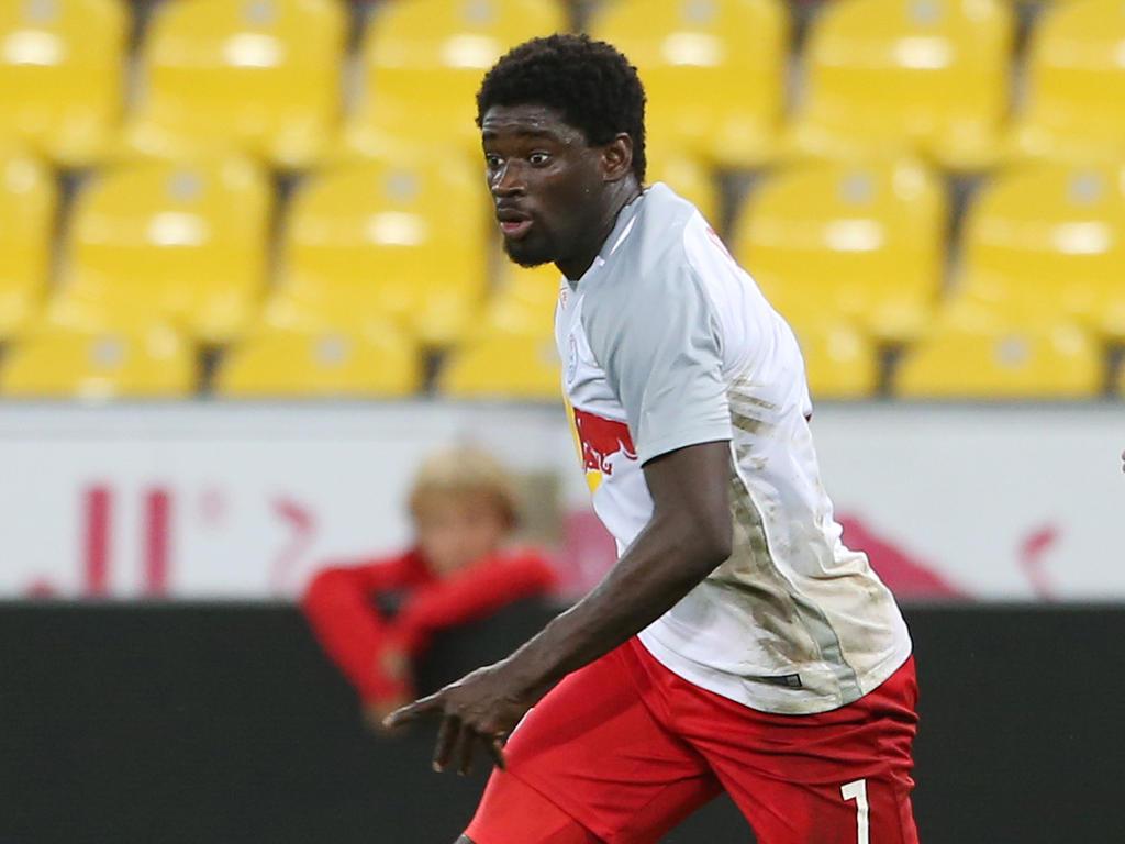 Sékou Koïta wechselt vom Salzburger Satelliten-Klub Liefering nach Wolfsberg