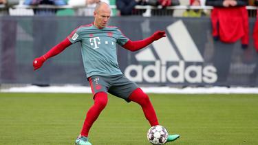 Arjen Robbens Zukunft ist weiter ungewiss
