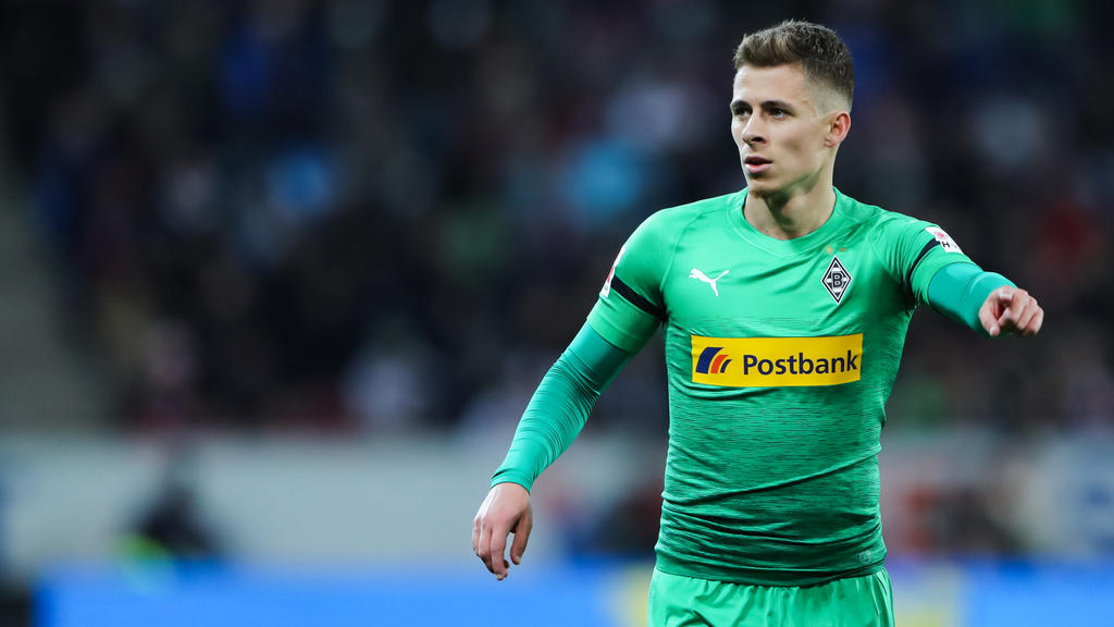 Thorgan Hazard Wechsel