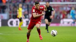 Robert Lewandowski hat wieder einmal das Interesse eines ausländischen Top-Klubs geweckt