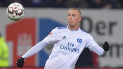 Fiete Arp blieb in der vierten Liga blass