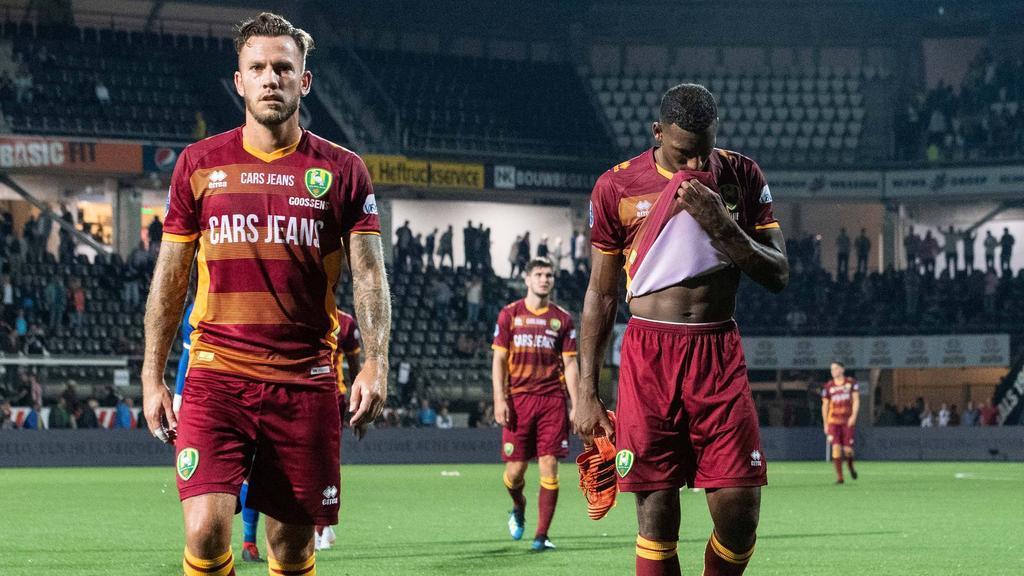 Eredivisie Nieuws Ado Bezig Aan Zijn Slechtste Reeks Onder