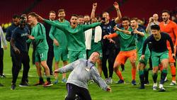 Tottenham Hotspur trifft im Finale der Champions League auf den FC Liverpool