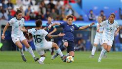 Argentinien und Japan teilen die Punkte zum WM-Auftakt