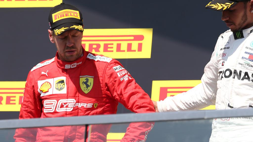 Sebastian Vettel hat nach dem Kanada-Vorfall ein wenig die Lust verloren